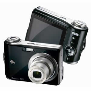 GE A730 Digital Camera