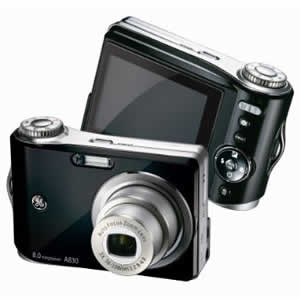 GE A830 Digital Camera