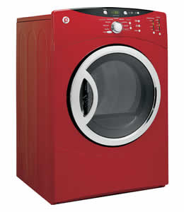 GE DCVH680EJMR Super Capacity Electric Dryer