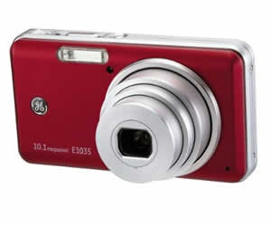 GE E1035 Digital Camera
