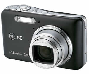 GE E1055W Digital Camera