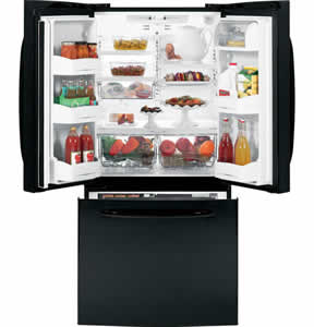 GE GFSF2KEXBB French Door Refrigerator
