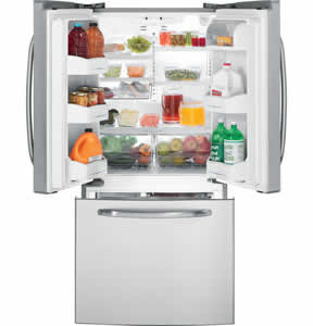 GE GFSL2KEXLS French Door Refrigerator