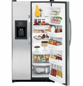 GE GSH25ISXSS Side-By-Side Refrigerator