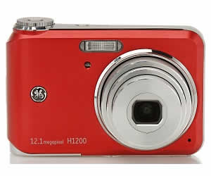 GE H1200 Digital Camera