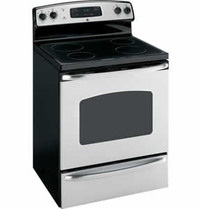 GE JBS55SMSS Free-Standing Electric Range