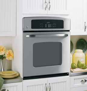 GE JKP30SMSS Built-In Single Wall Oven