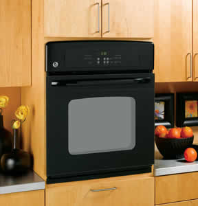 GE JKS10BMBB Built-In Single Wall Oven