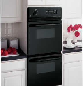 GE JRP28BJBB Double Wall Oven