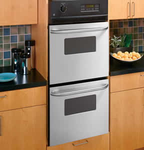 GE JRP28SKSS Double Wall Oven
