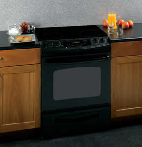 GE JSP42 Slide-In Electric Range