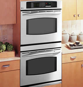 GE JT980SKSS Profile Built-In Double Wall Oven
