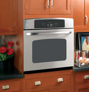 GE JTP30SMSS Built-In Single Wall Oven
