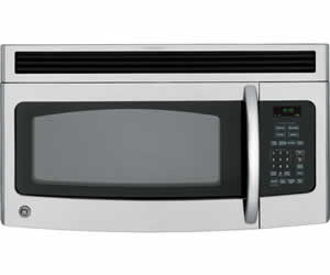 GE JVM1540SNSS Spacemaker Over-the-Range Microwave Oven