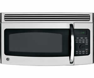 GE JVM1665SNSS Spacemaker Grilling Over-the-Range Microwave Oven