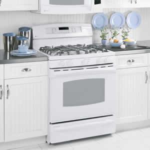standing range oven manual pdf