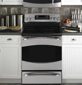 GE PB910SPSS Profile Free-Standing Electric Range