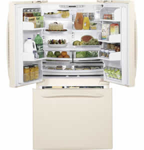 GE PFSF5NFYCC Profile French Door Refrigerator