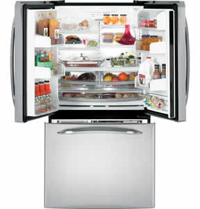 GE PFSS5NJXSS Profile French Door Refrigerator