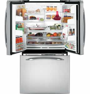 Ge Pfss5njxss Profile French Door Refrigerator User Manual