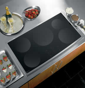 GE PHP960SMSS Profile Electric Induction Cooktop