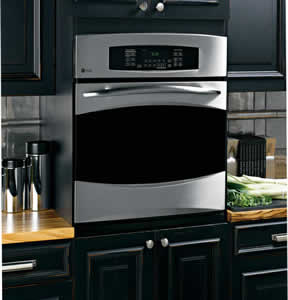 GE PK916SMSS Built-In Single Convection Wall Oven