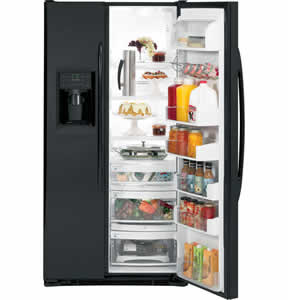 GE PSDF5RGXBB Profile Side-By-Side Refrigerator