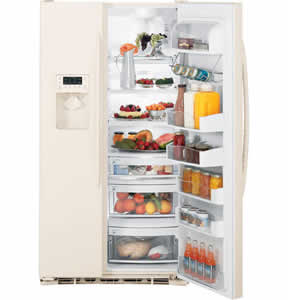 GE PSDF5RGXCC Profile Side-By-Side Refrigerator