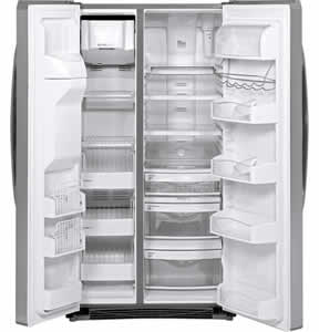 GE PSHS6RGXSS Profile Side-By-Side Refrigerator