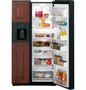 GE PSIC3RGXBV Profile Side-By-Side Refrigerator