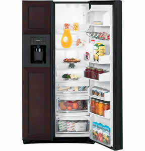 GE PSIC5RGXBV Profile Side-By-Side Refrigerator