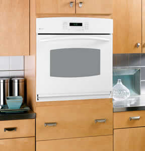 GE PT916WMWW Profile Built-In Single Convection Wall Oven