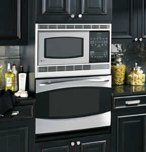 GE PT970SMSS Profile Built-In Double Microwave/Convection Oven