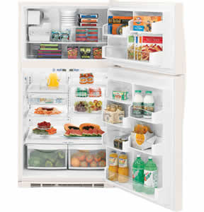 GE PTS25LHSCC Profile Top-Freezer Refrigerator