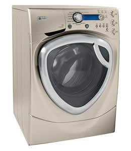 GE WPDH8800JMG Profile Colossal Capacity Frontload Washer