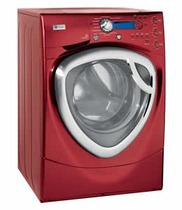 GE WPDH8800JMV Profile Colossal Capacity Frontload Washer