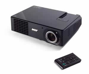 Acer X1160PZ Projector