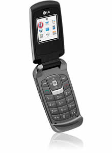 LG CP150 Cell Phone