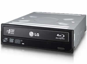 LG GBC-H20L Internal Super-Multi Blu-ray Drive
