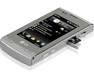 LG Incite CT810 Cell Phone