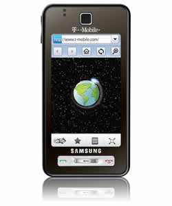 Samsung Behold SGH-t919 Cell Phone