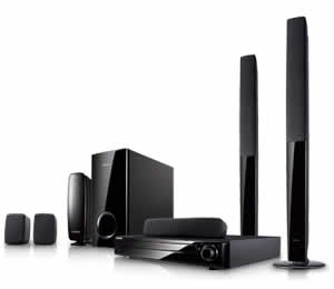 Samsung HT-TZ522T DVD Home Theater System