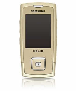 Samsung SPH-a303 Heat Cell Phone