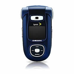 Samsung SPH-a920 Cell Phone
