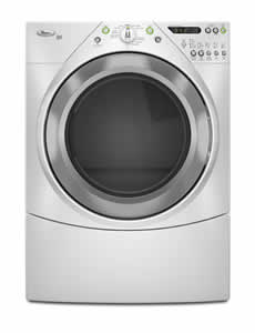 Whirlpool WED9400SW Duet Super Capacity Plus Electric Dryer