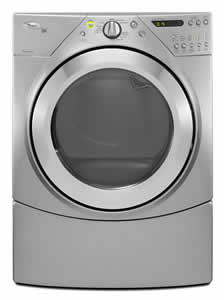 Whirlpool WED9450WL Duet Steam Electric Dryer