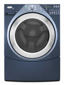 Whirlpool Wfw9400ve Duet Ht Front Load Washer User Manual