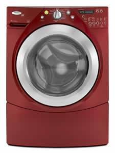 Whirlpool WFW9450WR Duet HT Front Load Washer