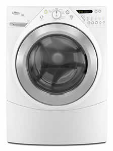 Whirlpool Wfw9500tw Duet Steam Front Load Washer User Manual