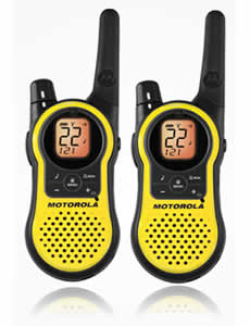 Motorola Talkabout MH230R Two-Way Radio